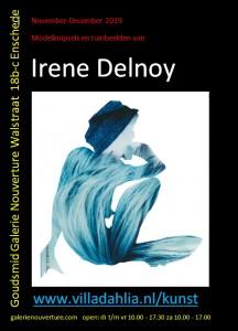 irene delnoy modelknipsels folder expo galerie nouverture